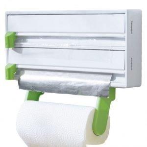 Rullateline Valkoinen / Vihreä