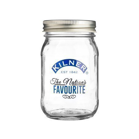 "Säilöntäpurkki ""Nations Favourite"" Kilner"
