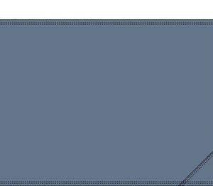 Södahl Attitude Pöytätabletti Sininen 33cm x 48cm