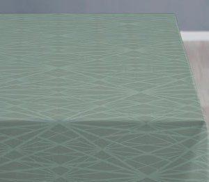 Södahl Puuvillapöytäliina Vihreä 140cm x 180cm