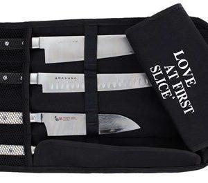 SATAKE Veitsirulla kestävää nylonia 4 veitselle