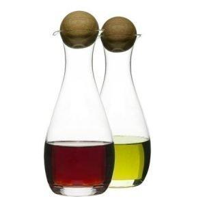Sagaform Öljy- ja viinietikkasetti