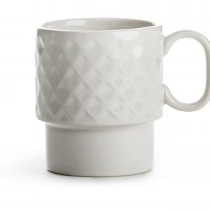 Sagaform Coffee & More Kahvimuki Valkoinen 25 Cl
