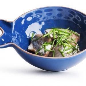 Sagaform Fish Pieni Kulho Sininen