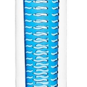 Sagaform Fresh Juomapullo Jää / Hedelmäpatruunalla Sininen 80 Cl