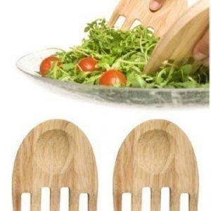 Sagaform Hands Salaattivälineet 2 osaa