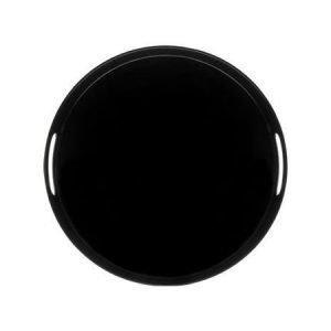 Sagaform Meeting tarjotin musta
