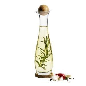 Sagaform Oak Öljypullo / Viinietikkapullo