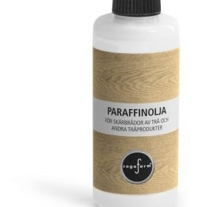 Sagaform Oval Oak Parafiiniöljy 100 Ml