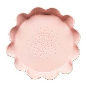 Sagaform Piccadilly Piirakkavuoka Vaaleanpunainen