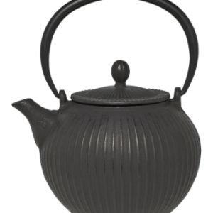 Satake Tokyo Teekannu Musta 1.2 L