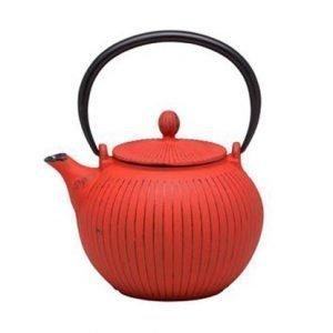 Satake Tokyo Teekannu Punainen 1