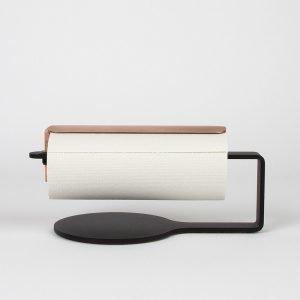 Scandinavian Design Factory Curve Talouspaperinpidike Musta / Kupari