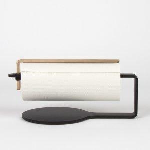 Scandinavian Design Factory Curve Talouspaperinpidike Musta / Messinki