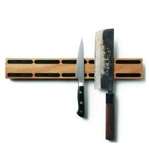 Scandinavian Design Factory Knife Catcher Classic Veitsilista Tammi 38 Cm