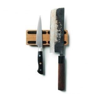 Scandinavian Design Factory Knife Catcher Duo Veitsilista Tammi 16 Cm