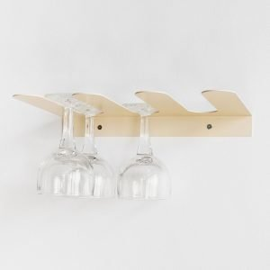 Scandinavian Design Factory Upside Down Lasipidike Creme