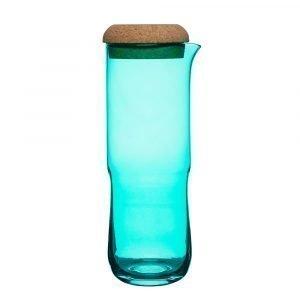 Sea Glasbruk Aqua Karahvi Kannellinen Vihreä
