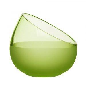 Sea Glasbruk Aqua Kulho Vihreä