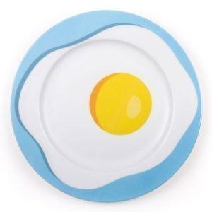 Seletti Lautanen Egg Ø27 Cm