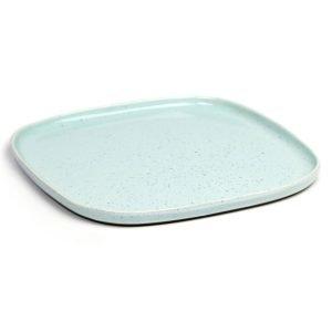 Serax Lautanen Neliskulmainen Light Blue 25