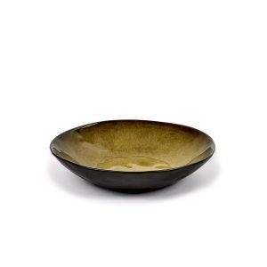 Serax Pure Serax Salaattikulho Vihreä