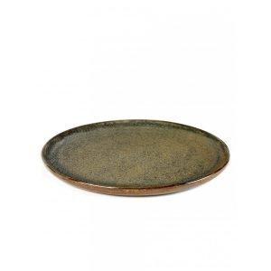 Serax Surface Lautanen L Indi Grey
