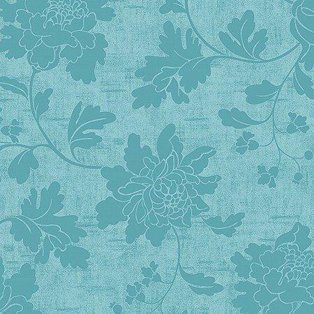 Servettejä 40 cm Dunilin Venezia Pastel Turquoise 12 kpl