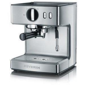 Severin Espressokone Teräs
