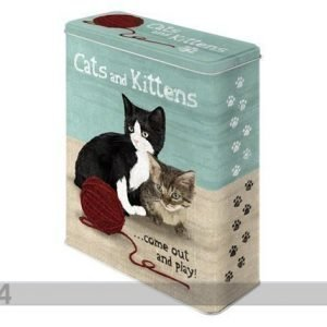 Sg Peltipurkki Cats Ans Kittens 4 L