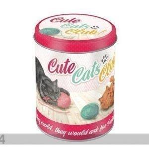 Sg Peltipurkki Cute Cats Club 1 L