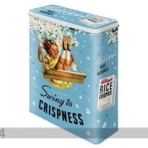 Sg Peltipurkki Kellogg'S Rice Krispies 4 L