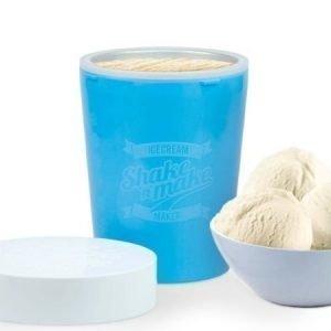 Shake and make jäätelökone