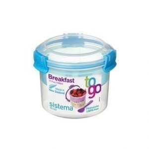 Sistema 530ml Breakfast To Go