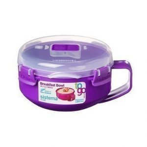 Sistema 850ml Breakfast BowlTo Go