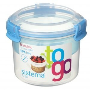 Sistema Aamiaisrasia To Go 530 Ml