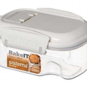Sistema Bake It Mini Säilytysrasia 630 Ml