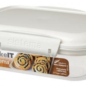 Sistema Bake It Säilytysrasia 685ml