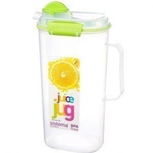 Sistema Klip it 2 L Juice Jug Accents