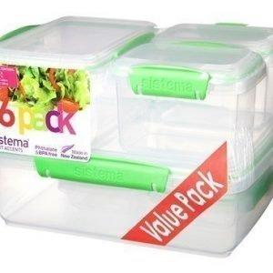 Sistema Klip it 6 Pack Accents