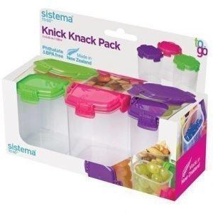 Sistema Knick Knack Pack jaium