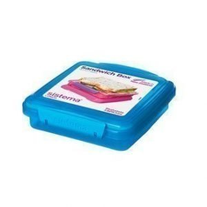 Sistema Lunch 2016 450ml Sandwich Box