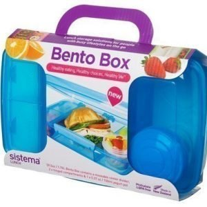 Sistema Lunch 2016 Bento Box