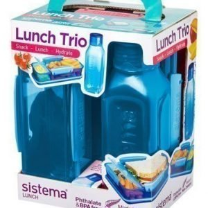 Sistema Lunch 2016 Lunch 3 Pack Box Set