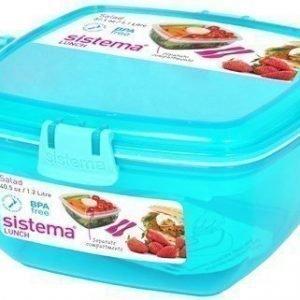 Sistema Lunch 2016 Salad To Go Coloured