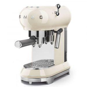 Smeg Espressokone Creme