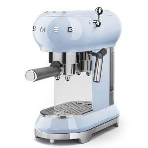 Smeg Espressokone Sininen