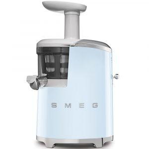 Smeg Slow Juicer Mehupuristin Sininen 0.5 L