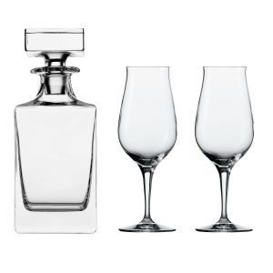 Spiegelau Premium Whisky Set Kirkas 3-Osainen