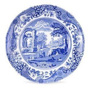 Spode Blue Italian Asetti